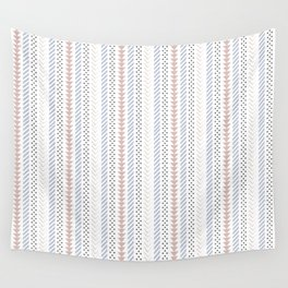 Stripes of Fun Wall Tapestry