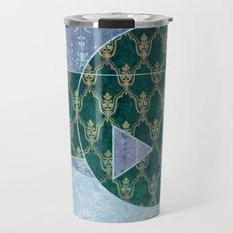 Vintage Nautilus Travel Mug