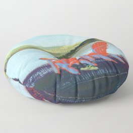 adirondack and muskoka lakeview chairs Floor Pillow