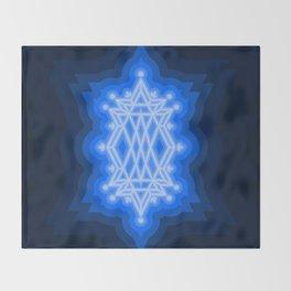 Lapus Lazuli Throw Blanket