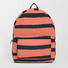 Paint Lines Combination Backpack