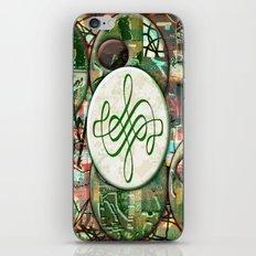 Leah (#TheAccessoriesSeries) iPhone & iPod Skin
