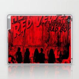 "The Perfect Red Velvet ""Bad Boy"" Laptop & iPad Skin"