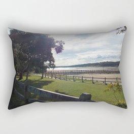 Lake Narracan Rectangular Pillow