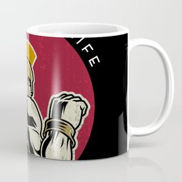 Will fight for life Coffee Mug
