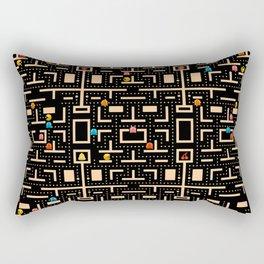 Busy World Rectangular Pillow