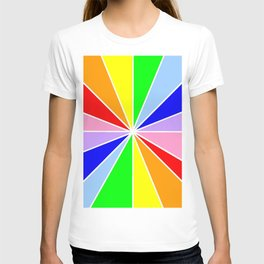 variation on the rainbow 3 T-shirt