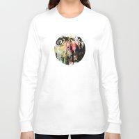 sandman Long Sleeve T-shirts featuring Frank by Alvaro Tapia Hidalgo