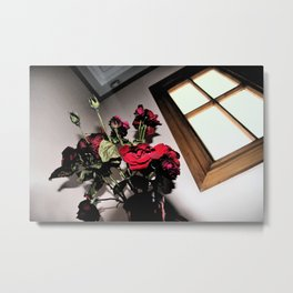 The Blood of the Father Metal Print