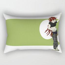 Bellydance Rectangular Pillow