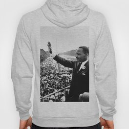 Remembering African American History and Martin Luther King Hoody