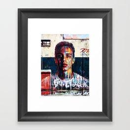 LOGIC-BOBBY TARANTIO Framed Art Print