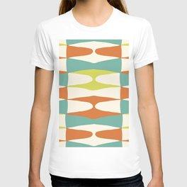 Zaha Lime T-shirt