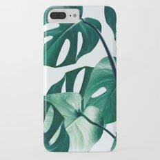 Monstera #society6 #artprints #buyart iPhone 7 Plus Slim Case