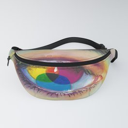 Eye of an artist Fanny Pack