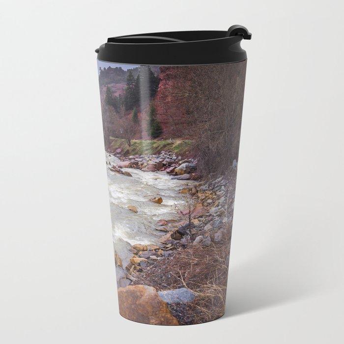 River Metal Travel Mug