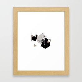 dreamer no.2 Framed Art Print
