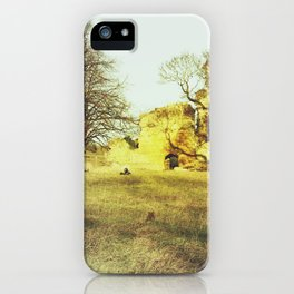 Ayton Castle #2 iPhone Case