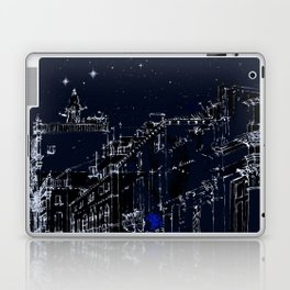 Night vision in time Laptop & iPad Skin
