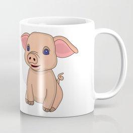 Pretty Piglet Coffee Mug