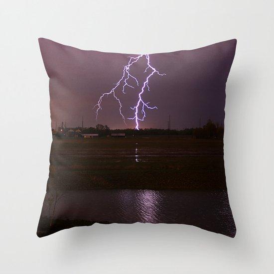 Twin Light Throw Pillow