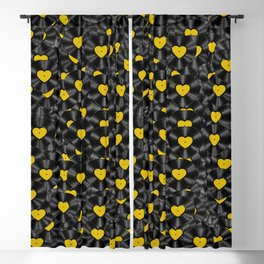 Vinyl Love Blackout Curtain
