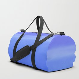Blue City of Chefchaouen in Morocco Duffle Bag