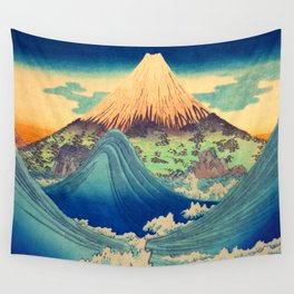 From the Eastern Borders with Love Wall Tapestry