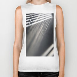 window light Biker Tank