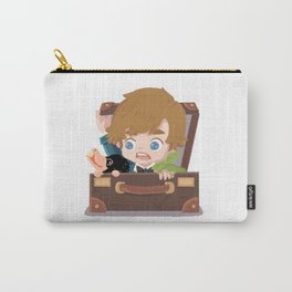 With Little beasts Carry-All Pouch