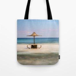 Seaside Bar Tote Bag