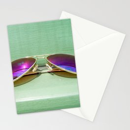 Sunglasses in Portland Stationery Cards