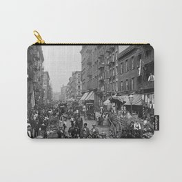 Mulberry Street, New York City Carry-All Pouch