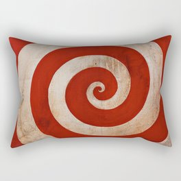 Sideshow Carnival Spiral Rectangular Pillow