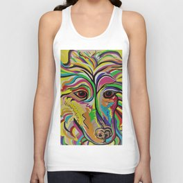 SHELTIE Unisex Tank Top