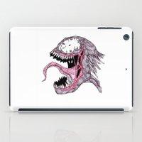venom iPad Cases featuring Venom by Bearskin