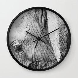 African Beauty #society6 #home #tech #decor Wall Clock