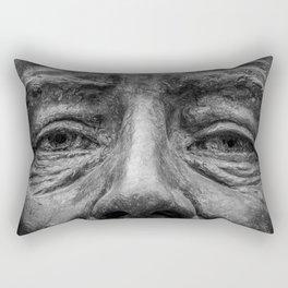 Eyes of FDR Rectangular Pillow
