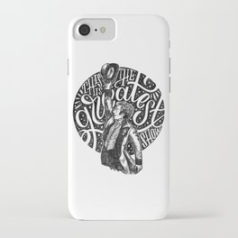 The Greatest Show iPhone Case