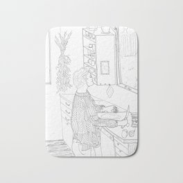 beegarden.works 002 Bath Mat