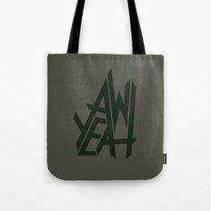 AW YEAH Tote Bag