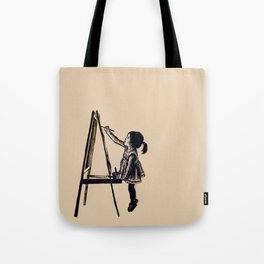"Little ""Picasa"" Tote Bag"