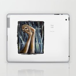 Snow Light Laptop & iPad Skin