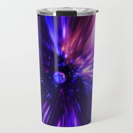 Interstellar, time travel and hyper jump in space Travel Mug