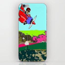 Sky Wildman Returns iPhone Skin