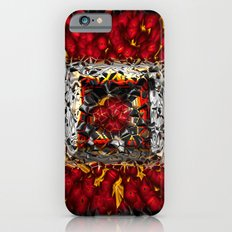 Bed of Roses Slim Case iPhone 6s