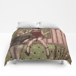 Adrinette - Sweethearts Comforters