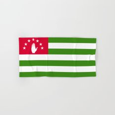 Abkhazia Flag Hand & Bath Towel