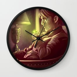 Firefly Dream Wall Clock