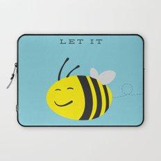 Let it bee. Laptop Sleeve